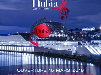 """15 MARS 2018 OUVERTURE DU """"NUBIA"""""""