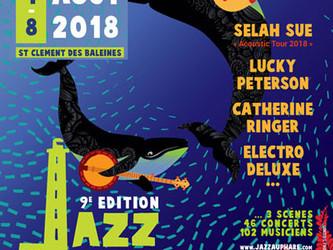 JAZZ AU PHARE Île de Ré du 4 au 8 août 2018