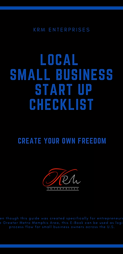 KRME Small Business Start Up Guide