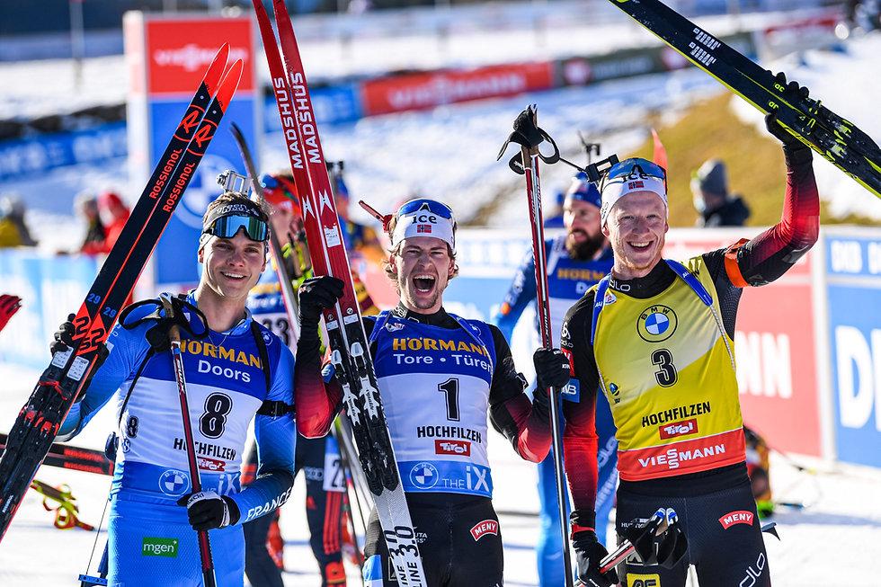 Carabine Biathlon Athletics 3D