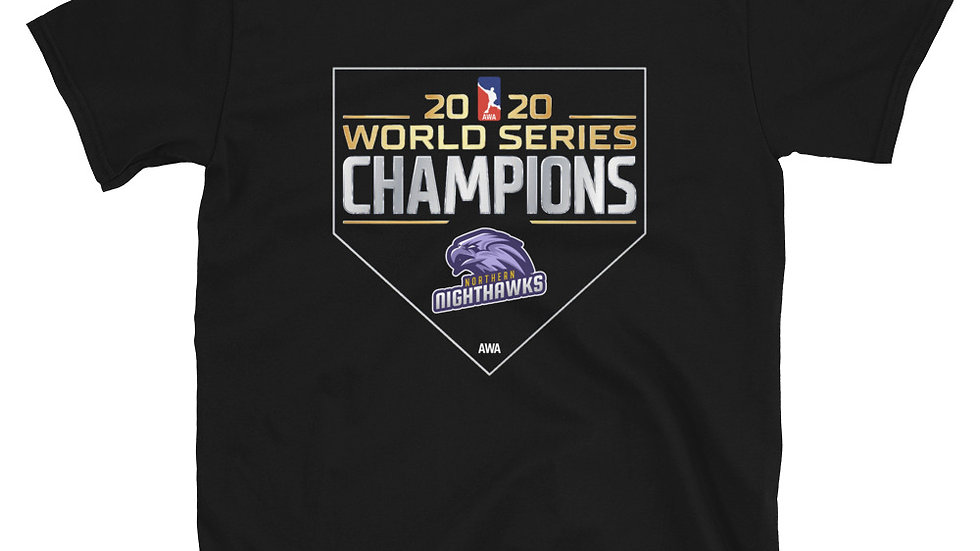 World Series Champs Nighthawks 2020