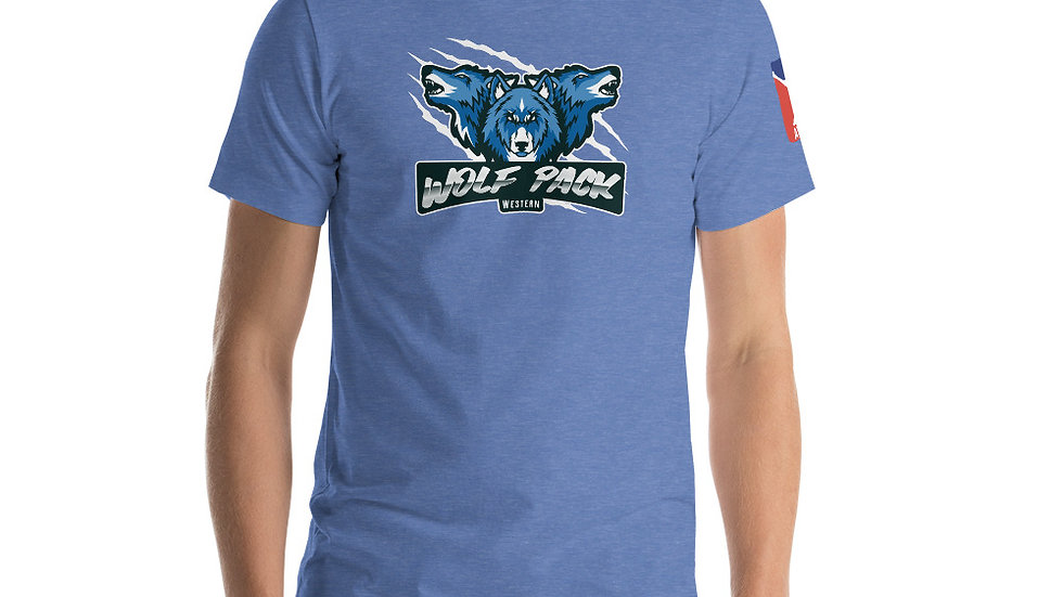 Western Wolf Pack Jersey