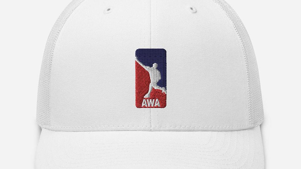 AWA Wiffle Trucker Cap
