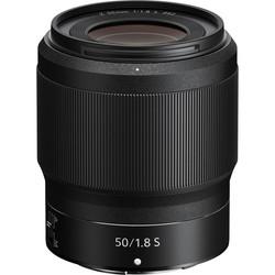 Nikkor Z 50 mm f/1.8