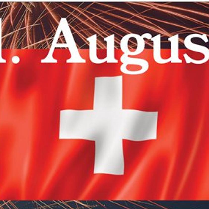 1. August-Jubiläum mit Ländler-Duo Hans-Ueli