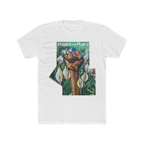 Men's Power and Peace Tee