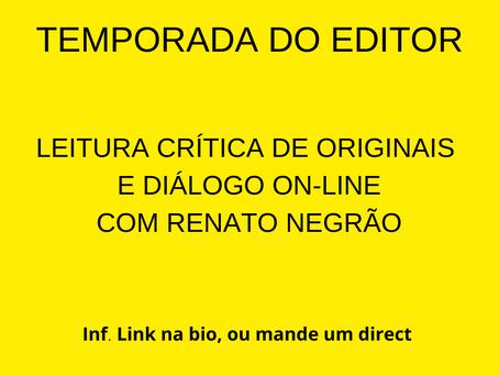 - TEMPORADA DO EDITOR -