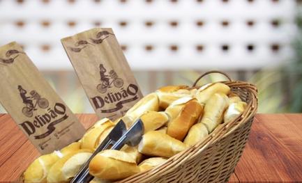 Sacos de pão