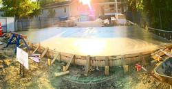 All poured 👊 #concrete#edmonton#yeg#liq