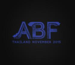 ABF event logo design