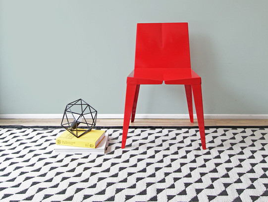 Stride - the first rug of PDM Brand