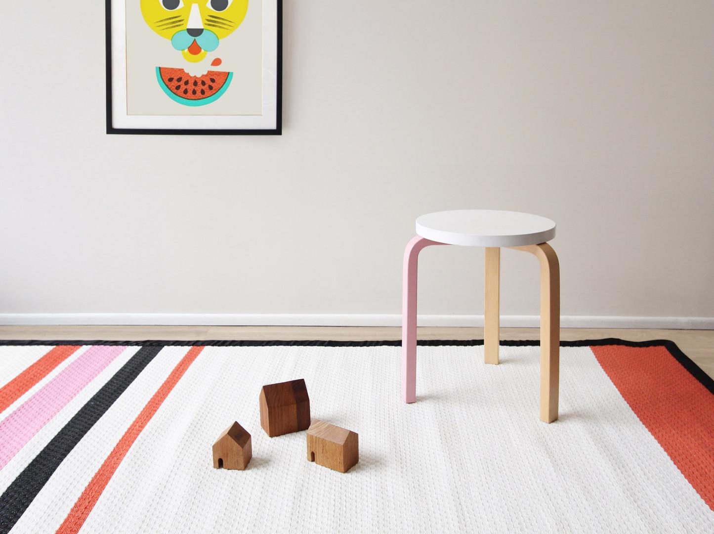 Bonbon rug