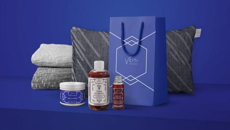 Veiti Visual Identity & Collection Design