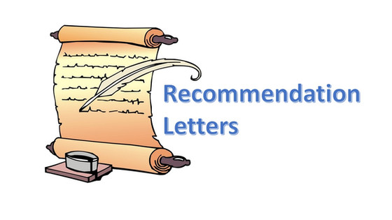 Asking for a Recommendation Letter