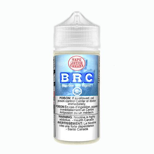 BRC - Blue Raspberry Iced