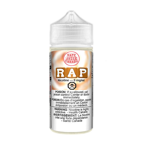 RAP - Espresso, Salted Caramel & Whipped Cream