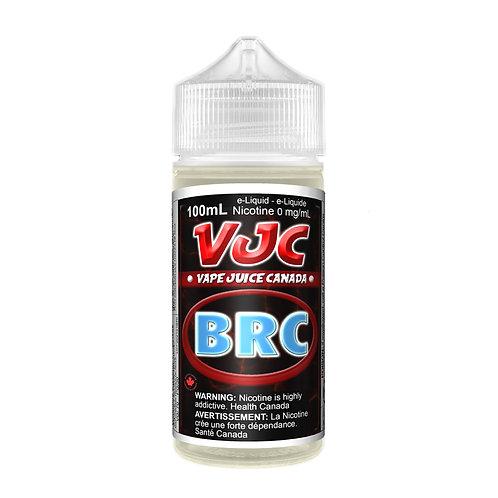 BRC - Blue Raspberry Slush Iced