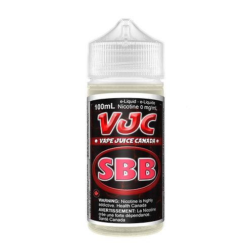 SBB - Loaded Sweet Strawberry