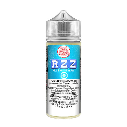 RZZ - Blue Raspberry Slush