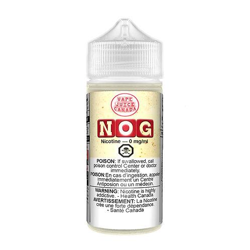 NOG - Eggnog Cheesecake