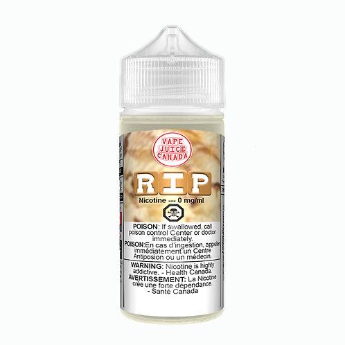 RIP - Butterscotch Ripple Ice Cream