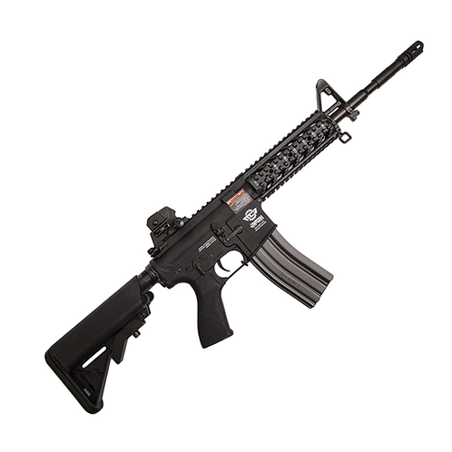 G&G CM16 RAIDER - BLACK