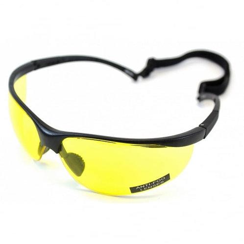 NP Specs - Yellow lenses