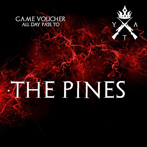 The Pines Silver Gift Voucher