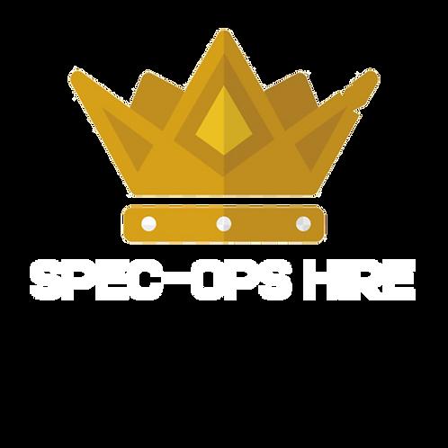 (The Kingdom) Spec-Ops Hire Deposit