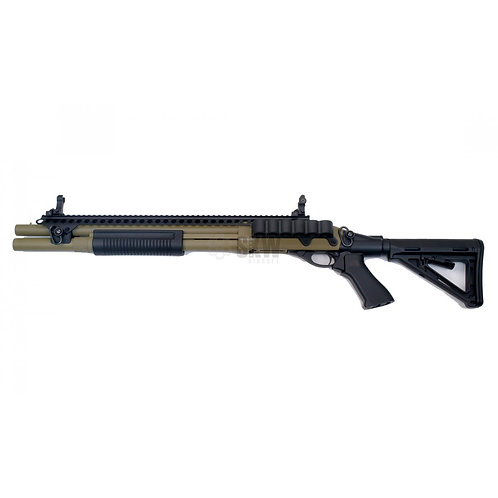 Secutor M870 Vellite Gas Shotgun G-VI (Tan)