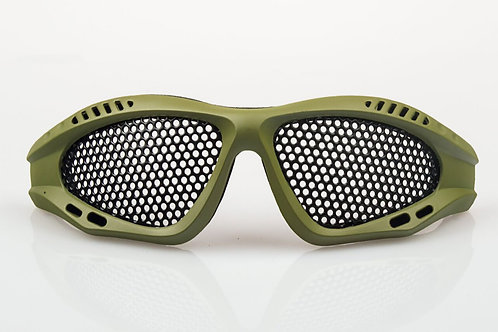 NUPOL Shades Mesh Eye Protection green
