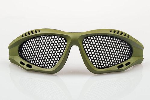 NUPOL Shades Mesh Eye Protection green
