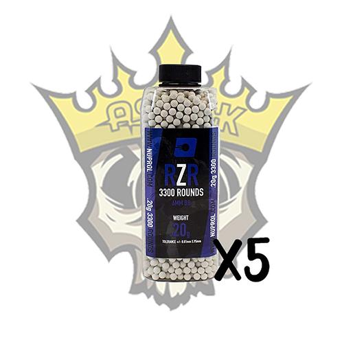 NUPROL RZR 0.20g Precision BB x3300 X5
