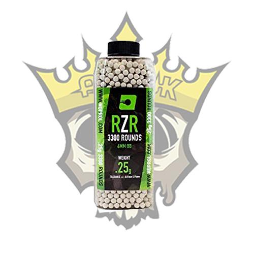 NUPROL RZR 0.25g Precision BB x3300