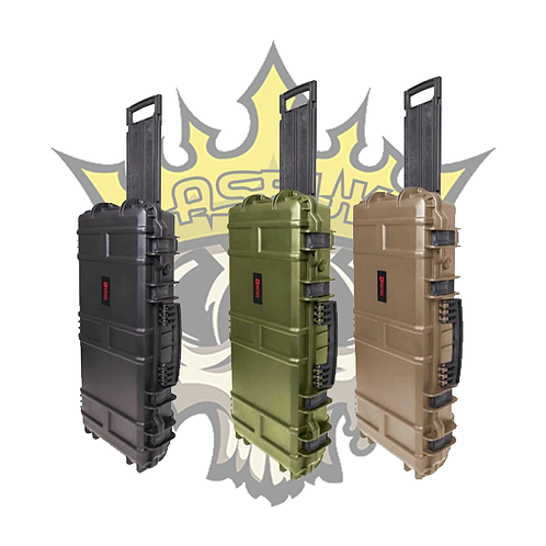 Nuprol SMG Hard Cases