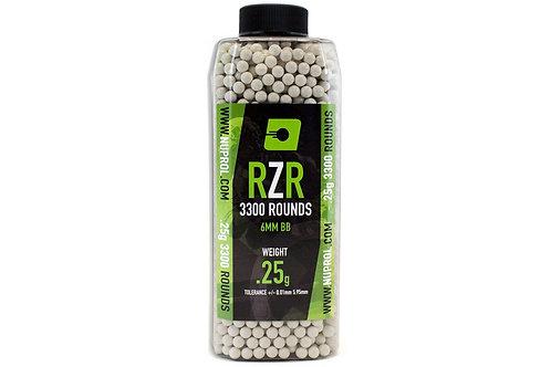 RZR0.25G BBS 3300 PER BOTTLE