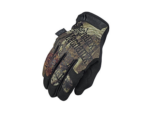 Mechanix, Original, Mossy Oak Gloves