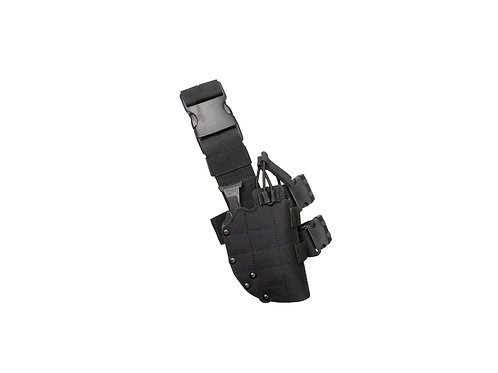 ASG thigh holster with quick release