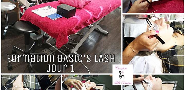 Formation BASIC'S LASH Jour 1_Bravo les