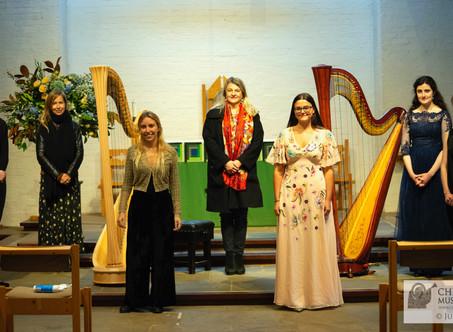 Cherubim Harp Competition