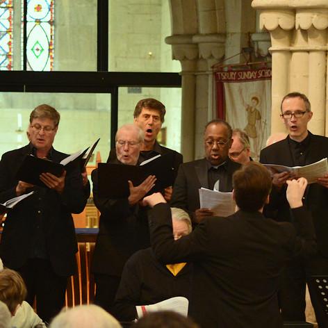 Vivaldi choir sing CU