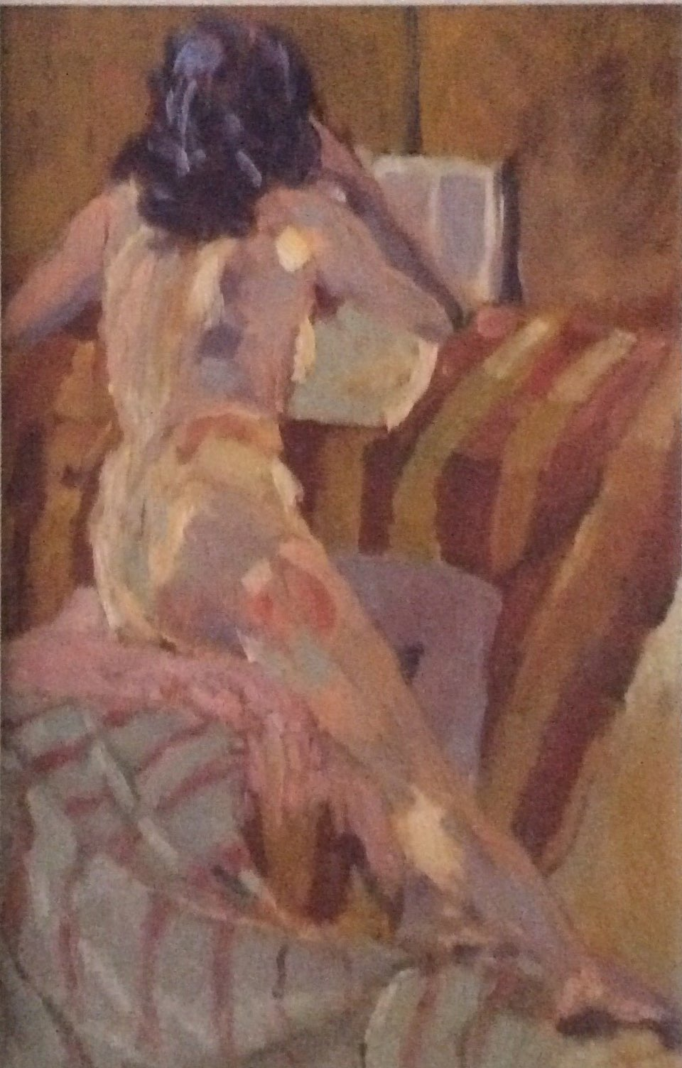 A good read oil 26x38.5