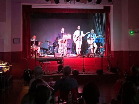 More local bands at Saturday Night at...