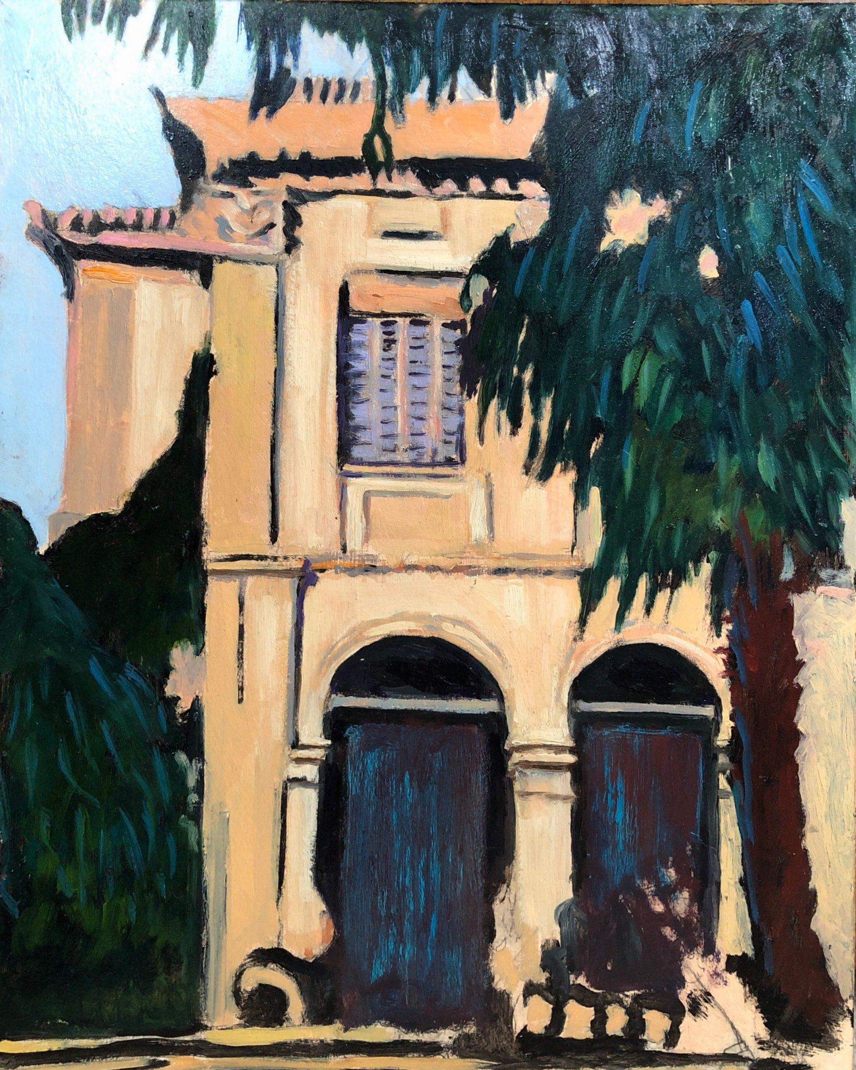 The Venetian house 34x45 oil