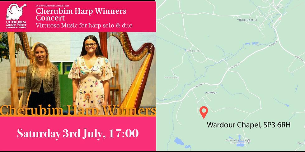 Harp Winners at Wardour Chapel