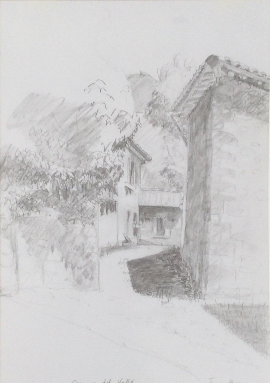 Camino de valle pencil 25x35