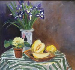 Iris oil 33x11