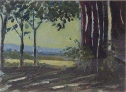 View from rushmore oil 25.5x19