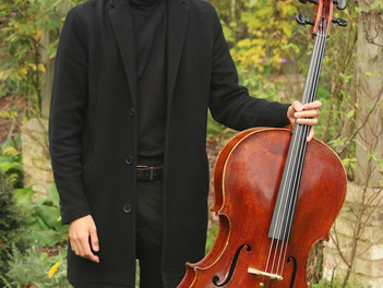 A new awardee for the Smilie Cello - Samuel Ng