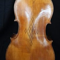 Cello - John Corsby 1828 with Affourtit